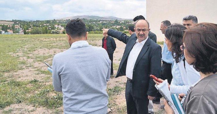 Bünyan'da devlet hastanesi heyecanı