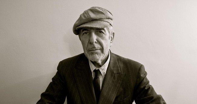 Leonard Cohen toprağa verildi