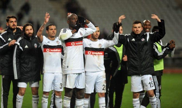 Beşiktaş'ta Liverpool maçı öncesi flaş gelişme