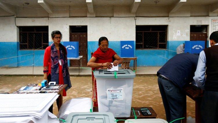 O ülkede 20 yıl sonra ilk defa yerel seçim düzenleniyor