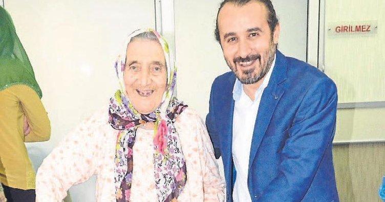 100 yaşında 2 kere kalça ameliyatı oldu