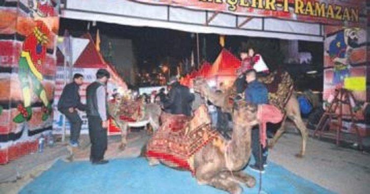 Pursaklar'da nostaljik ramazan akşamları