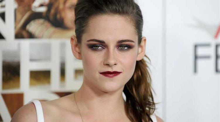Kristen Stewart'ın hayalleri gerçek oluyor