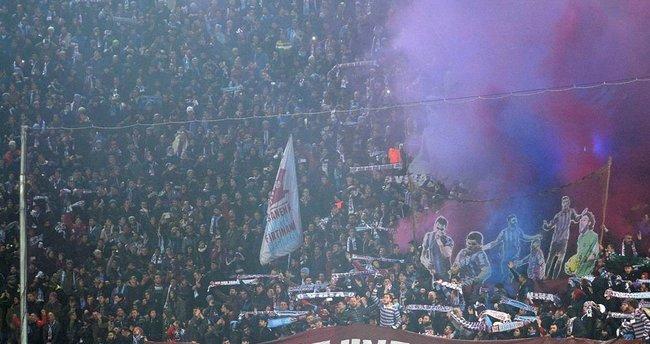 Trabzonspor taraftarı rekor kırdı!