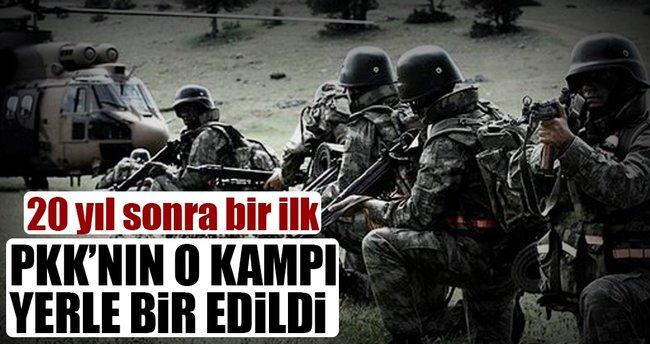 PKK'ya dev operasyon