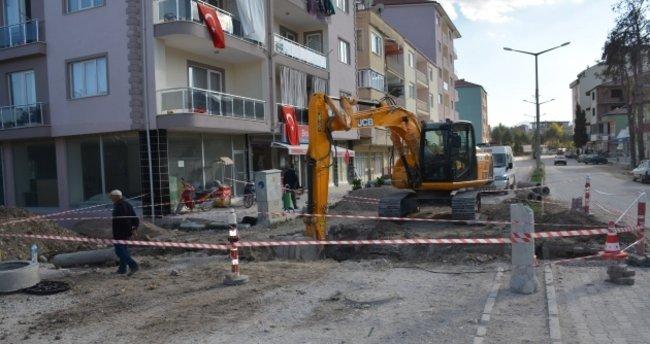 Burdur'da iş kazası: 1 ölü