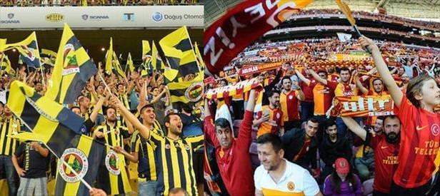 Fenerbahçe - Galatasaray derbisi sosyal medyada başladı