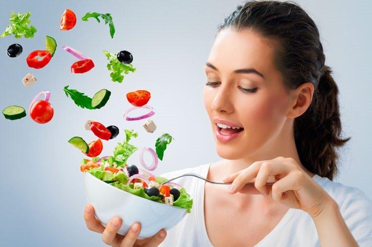 10 maddede sağlıklı kadın olmanın yolu