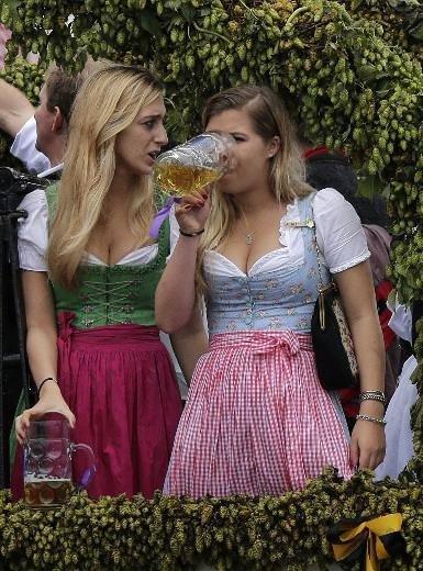 181. Oktoberfest başladı