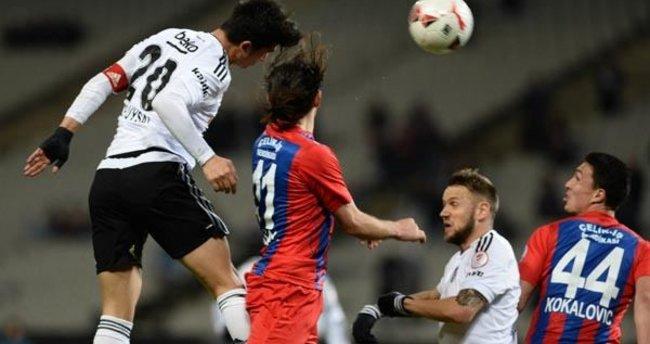 Beşiktaş ile Kardemir Karabükspor 17. randevuda