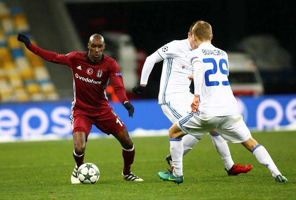 UEFA'dan Dinamo Kiev-Beşiktaş maçına soruşturma