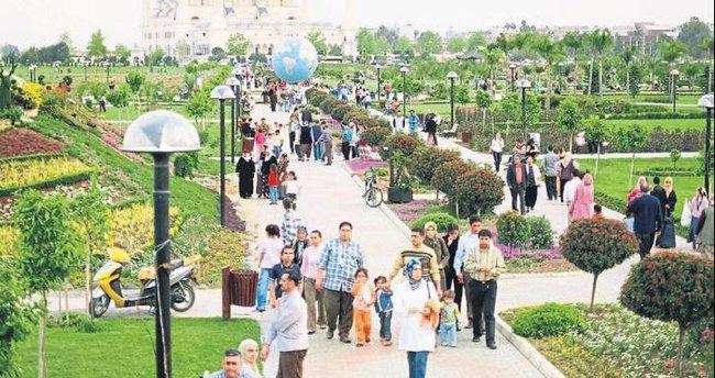 Adana'da güvenlik sorunu bulunmuyor