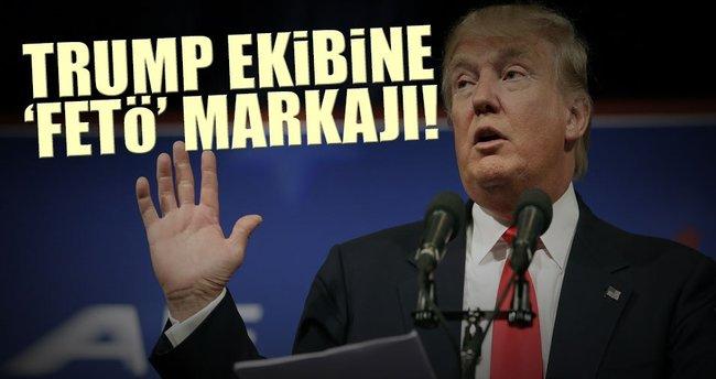 Trump ekibine 'FETÖ' markajı