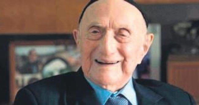 İşte dünyanın hayatta olan en yaşlı erkeği