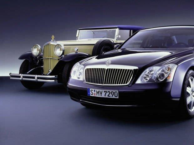 Efsane otomobillerin önceki ve sonraki halleri