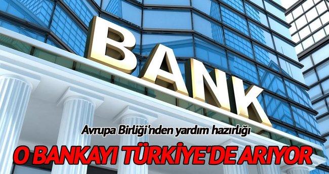AB 1 milyon kart verecek banka arıyor