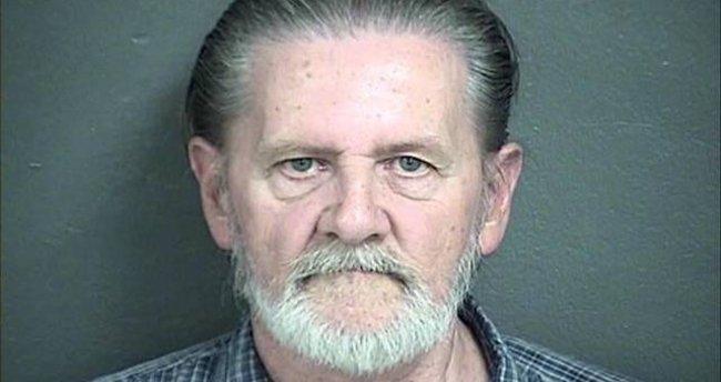 Karısından kurtulmak için 70 yaşında banka soydu