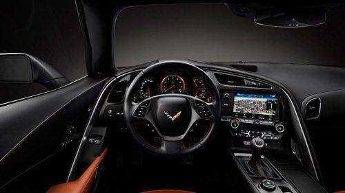 Chevrolet Corvette Stingray Frankfurt'ta sergileniyor