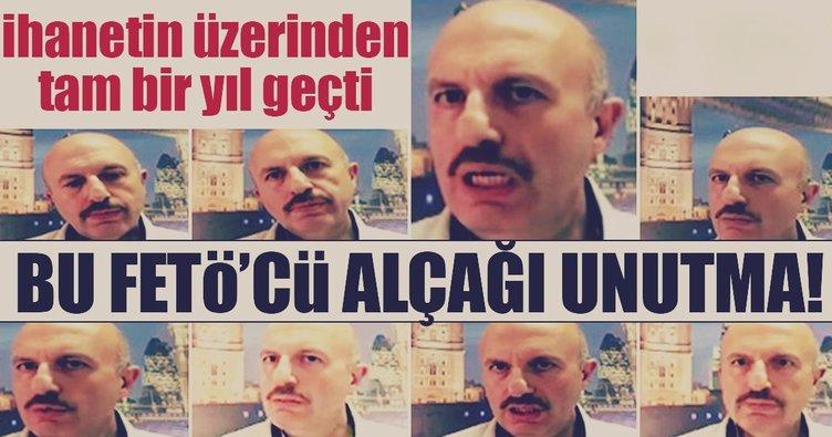 Erdoğan'ı gören FETÖ'cü yazar şoke olmuştu!
