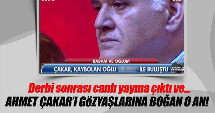 Ahmet Çakar, Chucky ile sosyal medyayı salladı