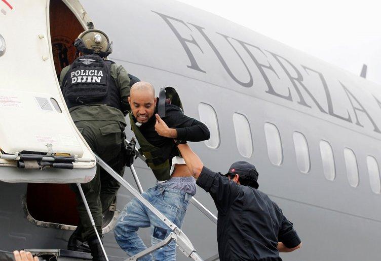 Uyuşturucu baronu ülkesine gönderildi!