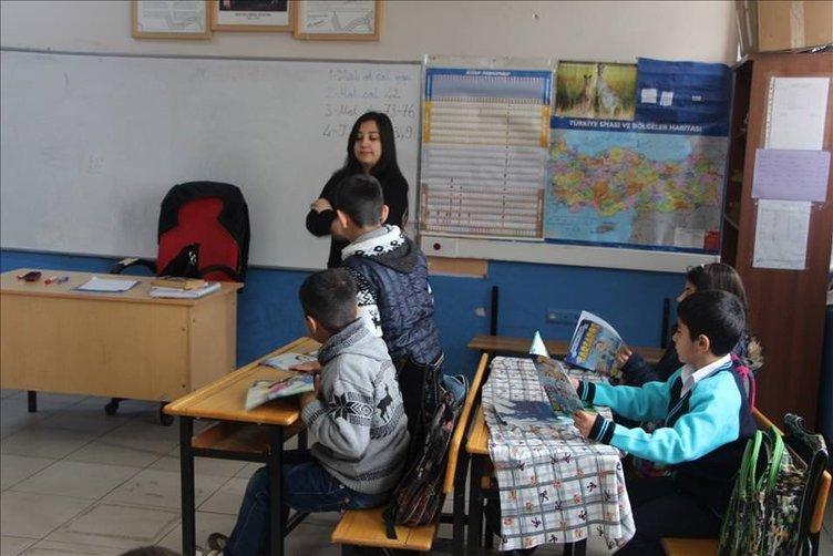Silopi'li öğrenciler ders başı yaptı!