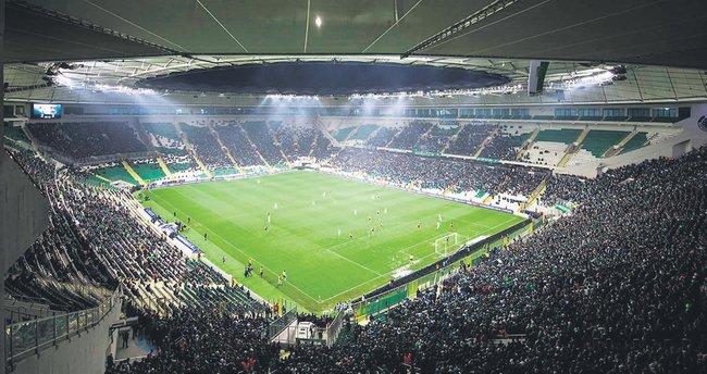 Timsah Arena, UEFA lisansı beklİyor
