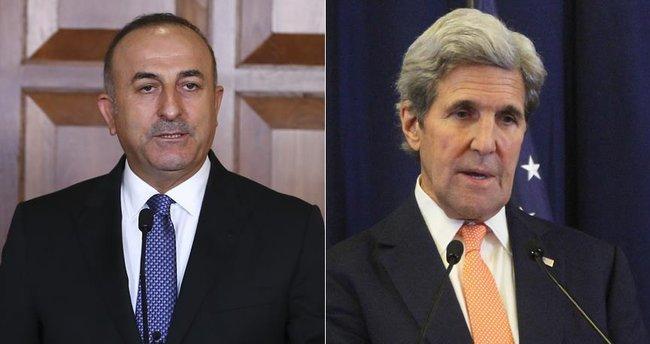 Türkiye'den ABD'ye kritik Suriye telefonu!