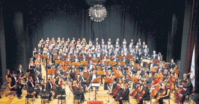 Uluslararası İzmir Festivali başlıyor