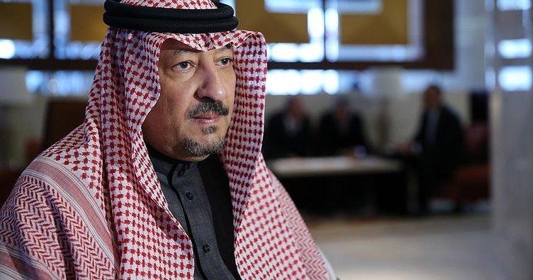 Suudi Arabistan Krallığı Türkiye Büyükelçisi El-Hureyci'den flaş açıklamalar