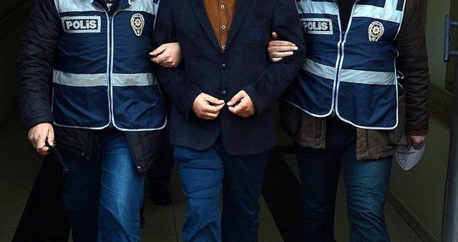 Karabük'te 5 kişi tutuklandı!