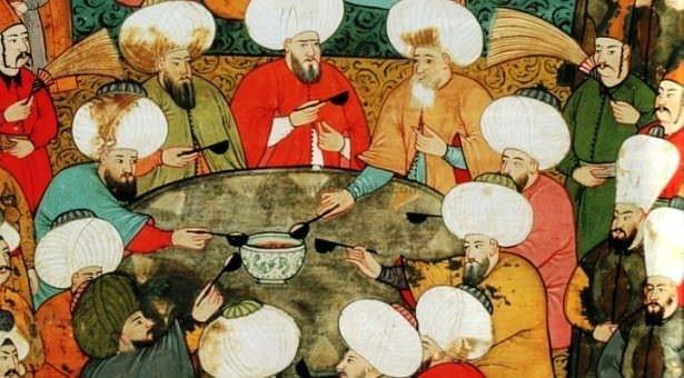 Osmanlı'da sofra alışkanlıkları