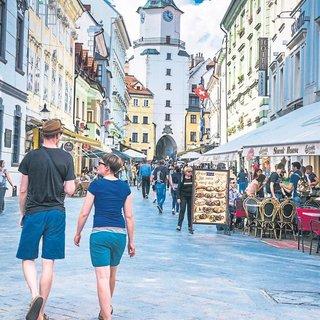 İki gün iki şehir: Brno ve BratIslava