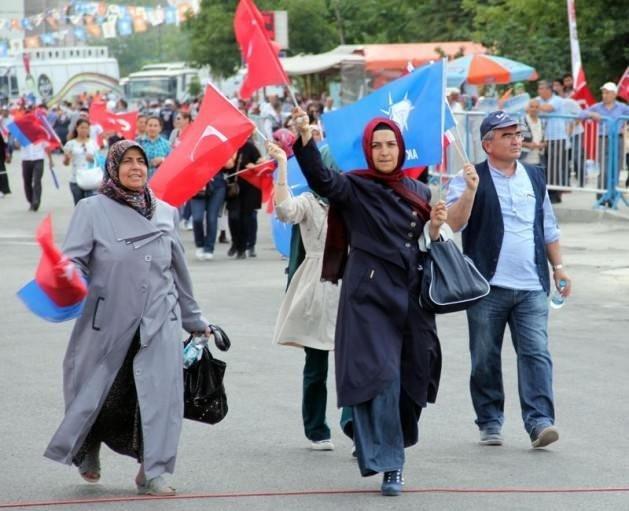 15 Haziran Milli İradeye Saygı mitingi