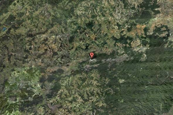 Google Maps (Haritalar) buraları göremiyor