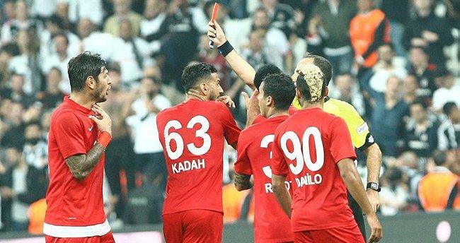 Antalyaspor'dan hakem hatalarına tepki