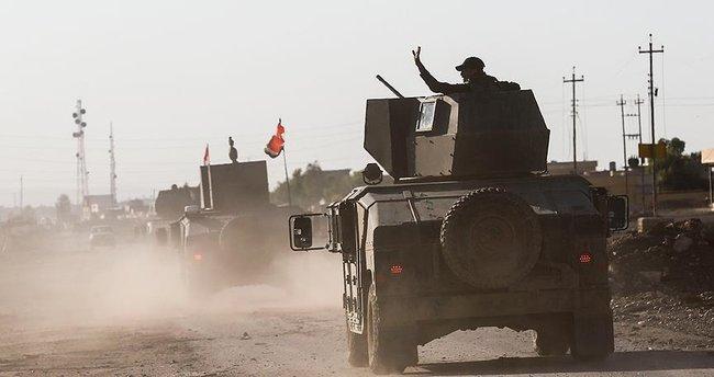 Musul'da 3 köy daha DEAŞ'tan kurtarıldı!