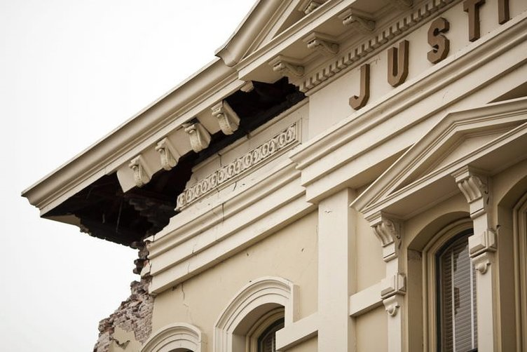 ABD'nin California eyaleti depremle sarsıldı