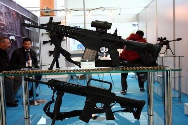 İşte Milli Piyade Tüfeği MPT-76