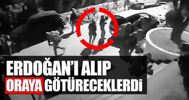 """""""Erdoğan'ı açıktaki bir gemiye götüreceklerdi"""""""