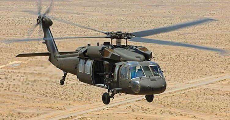 Çukurca'da PKK'dan helikoptere roketli saldırı!