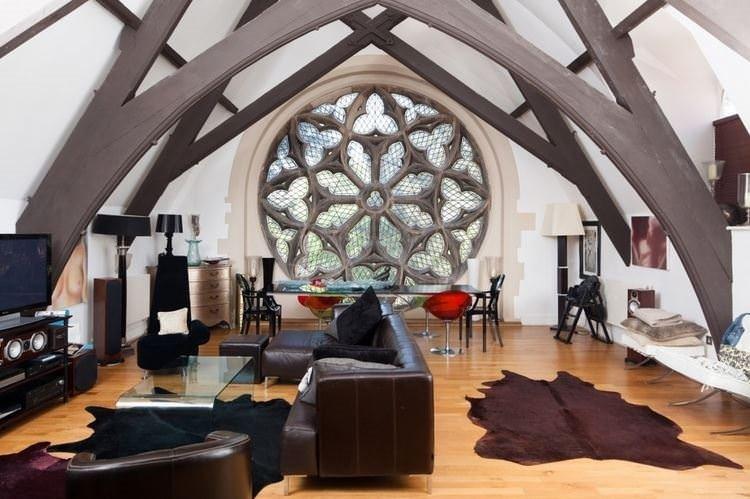 Dünyanın en ilginç odaları