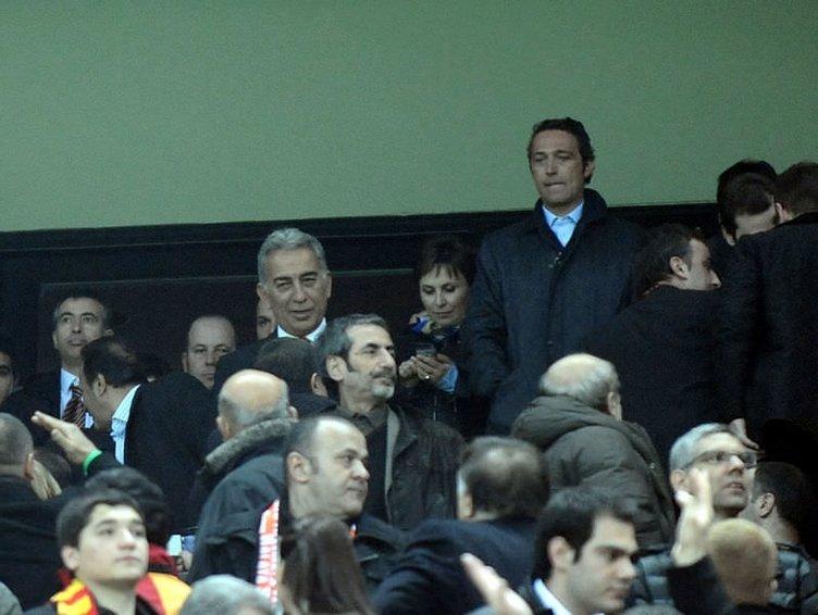 Galatasaray - Fenerbahçe derbi geyikleri