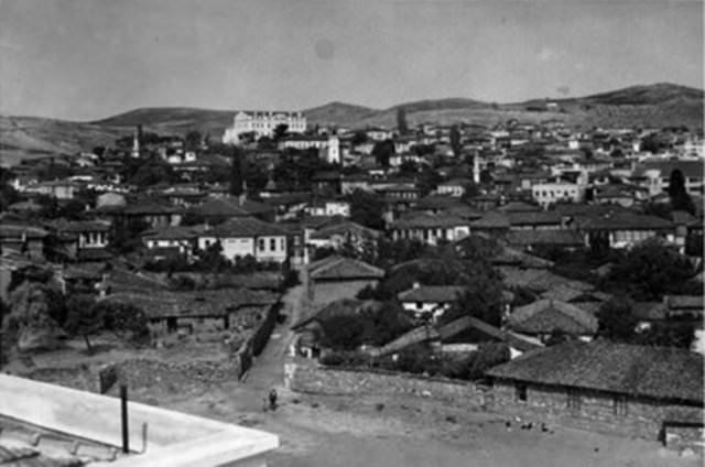 100 yıl önce ve sonrasıyla şehirler
