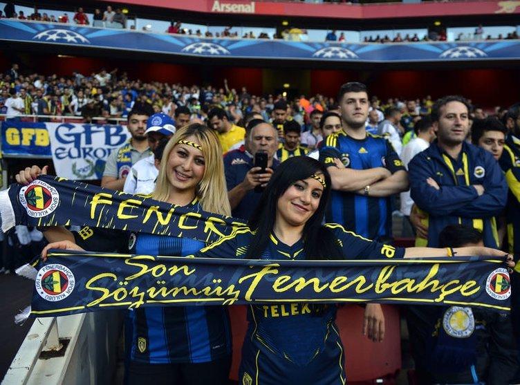 Arsenal - Fenerbahçe