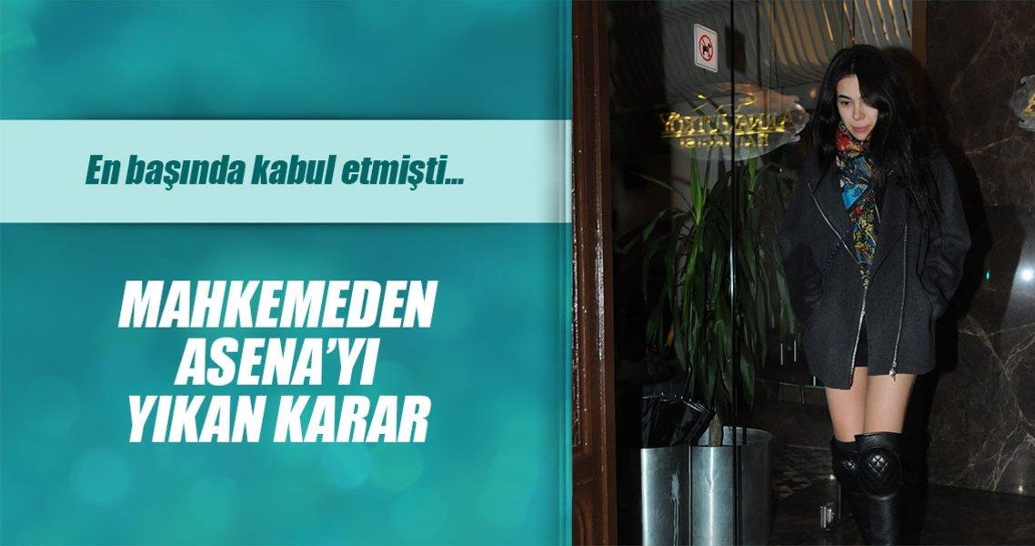 Asena Atalay'a dava şoku!