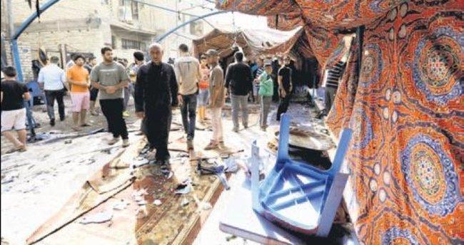 Bağdat'ta Şiiler'e saldırı: 35 ölü