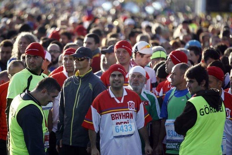 35. Vodafone İstanbul Maratonu