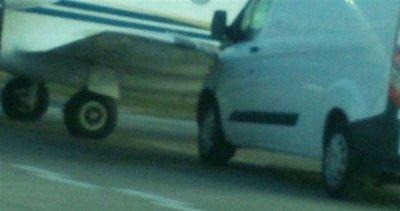 Atatürk Havalimanı apronunda kaza
