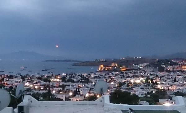 Türkiye'den son UFO görüntüleri...